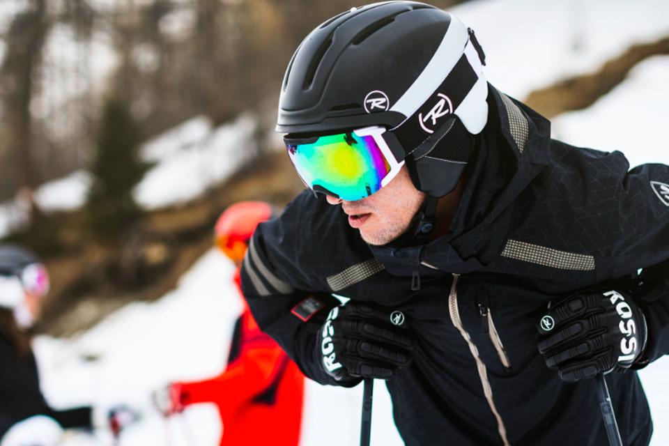 Bezpečné lyžovanie