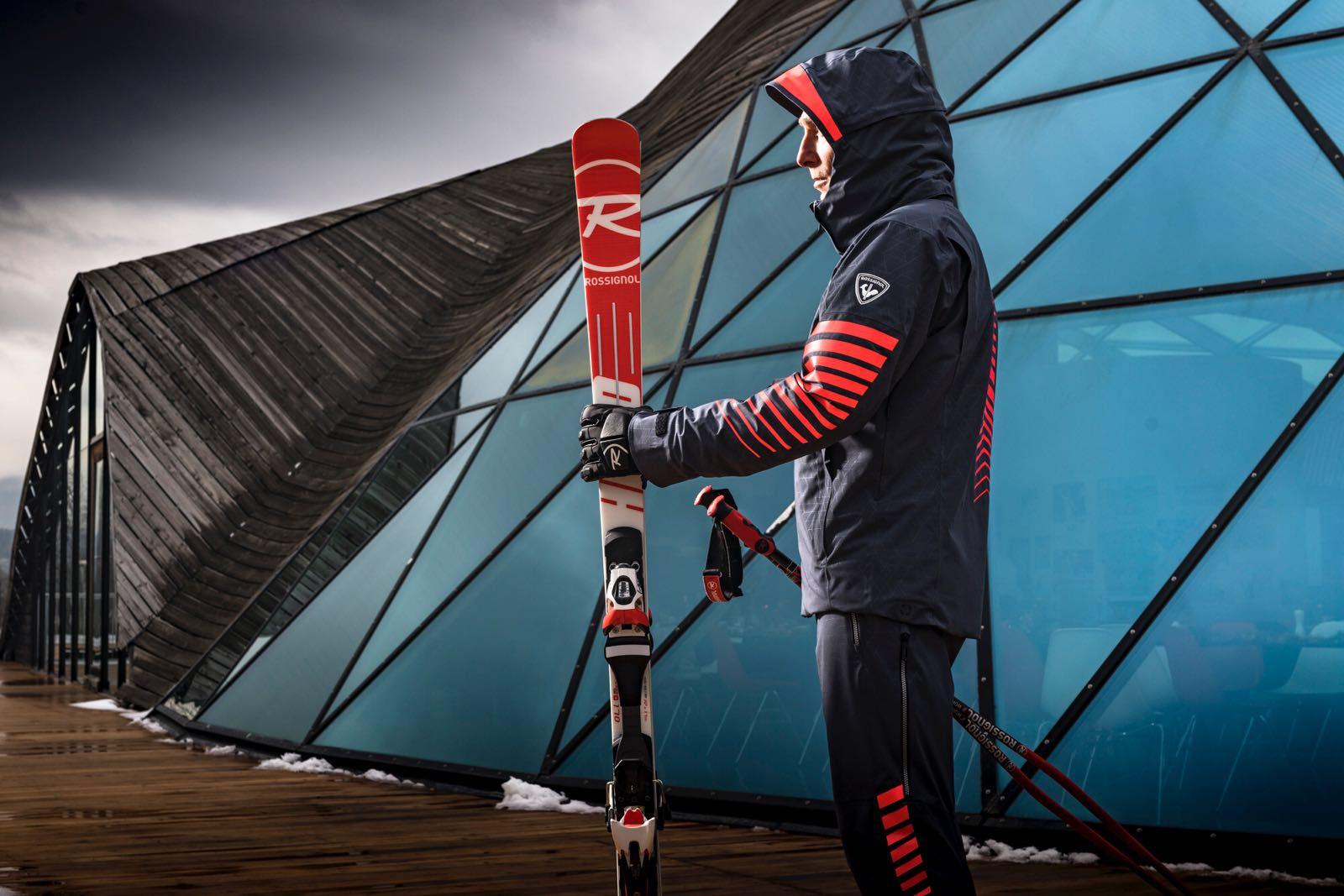 Pánska lyžiarska bunda