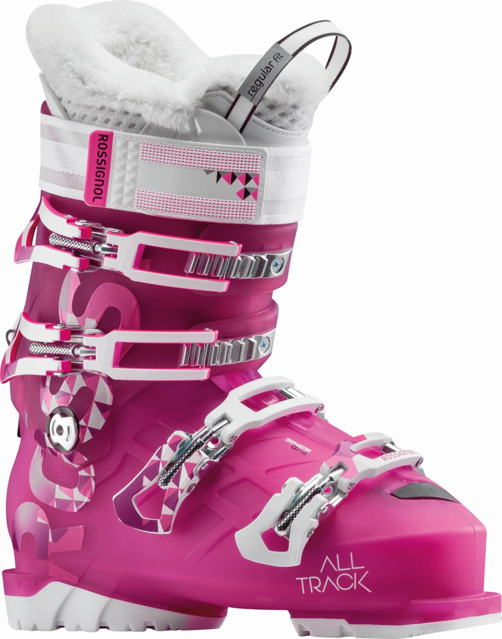Rossignol eshop - Lyžiarky  Alltrack 70 W pink 4a6648c137a