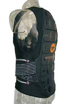 Chranič: BACK PROTECTION Sr (8 plates) full body