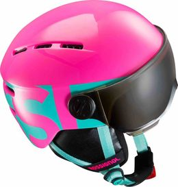 Helmy: Visor Jr Girl pink