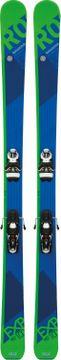Lyža s viazaním: Experience 100 HD Ti +SPX 12 Dual Wtr B100 bk/wht