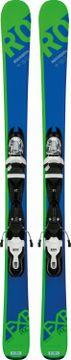 Lyža s viazaním: Experience JR Xpress JR + Xpress Jr 7 B83 bk/wht