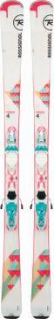Lyža s viazaním: Famous 4 Xpress + Xpress W 10 B83 wht/turq