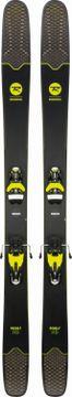 Lyža s viazaním: Soul 7 HD + SPX 12 Dual Wtr B120 bk/yel