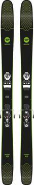 Lyža s viazaním: Super 7 HD + SPX 12 Dual Wtr B120 bk/wht