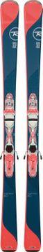 Lyža s viazaním: Temptation 80 Xpress + Xpress W 10 B83 wht/str