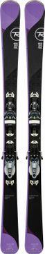 Lyža s viazaním: Temptation 88 HD Konect + NX 12 Konect Dual Wtr B90 bk/s