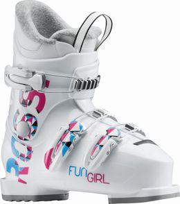 Lyžiarky: Fun Girl J3 white