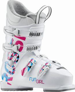 Lyžiarky: Fun Girl J4 white