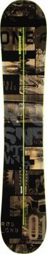 Snowboard s viaz.: One LF (Lite Frame) Wide + Cuda M/L