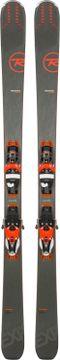 TEST Lyže s viaz.: Experience 88 TI Konect (RAHFJ01)+SPX 12 Konect Dual B90 bk/or(FCHC012)