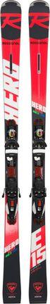 Lyže s viaz.: Hero Elite MT CA Konect (RAHLD02)+NX 12 Konect Dual B80 bk/icon(FCHC025)