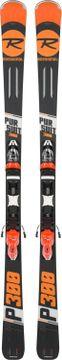 TEST Lyže s viaz.: Pursuit 300 Xpress2 (RAHBL02)+Xpress 11 B83 bk/or(FCHD002)