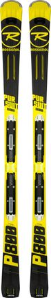 Lyže s viaz.: Pursuit 800 TI Cam Konect (RAGBZ01)+NX 12 Konect Dual B80 bk/yell(FCHC027)