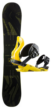 bfb868db7 Snowboard s viaz.: Jibsaw (REHWC13)+Cobra yellow M/L(